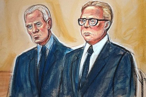 Harry Redknapp in court