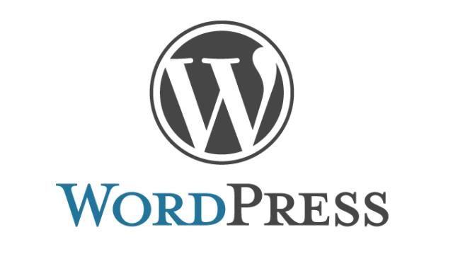 wordpress-logo header