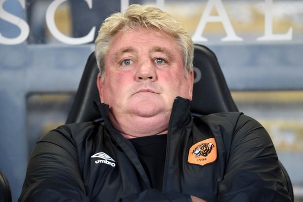 steve bruce the thing