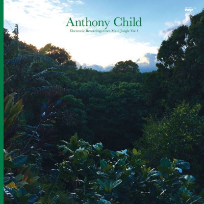 Anthony Child – Electronic Recordings for Maui Jungle Volume 1