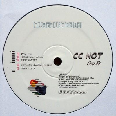 CC Not – Geo Fi
